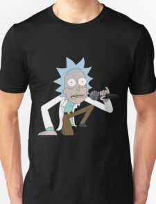 Rick Spits Hot Fire T-Shirt