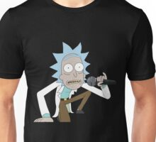 Rick Spits Hot Fire Unisex T-Shirt