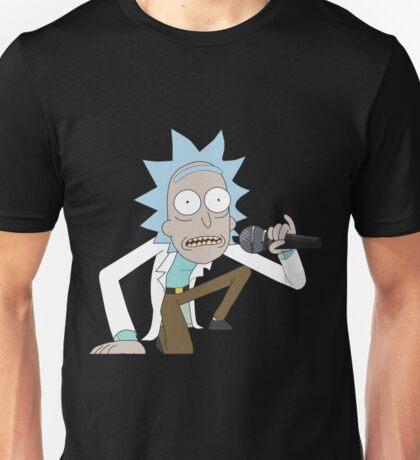 Rick Spits Hot Fire Unisex T-Shirt