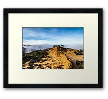 BROKEN HILL LANDSCAPE Framed Print