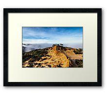 BROKEN HILL LANDSCAPE Framed Print