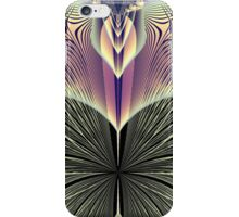 Beautiful Butterfly Ballet Fractal iPhone Case/Skin