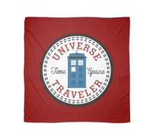 Doctor Who Converse Time Traveller Scarf