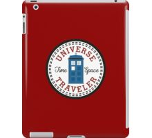 Doctor Who Converse Time Traveller iPad Case/Skin