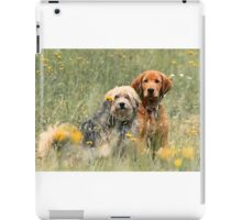 Kate and Sam - In the Meadow iPad Case/Skin