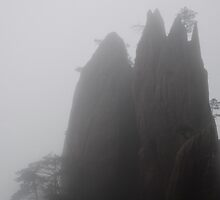Huangshan Impression (4) by alternakive