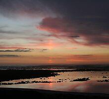 Sunset 12 - Kommetjie Boat Slipway by richeriley