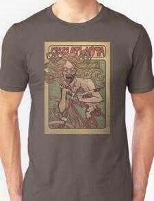 Bicycle Zombie Unisex T-Shirt