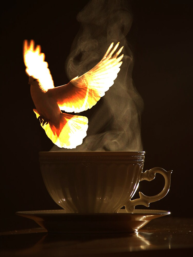 COFFEE BREAK by Tammera