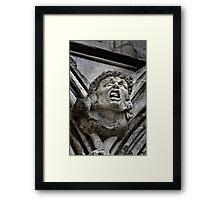 Forever in Pain Framed Print