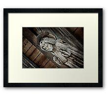 Angel of Hockwold Framed Print