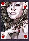 QUEEN OF HEARTS by Tammera