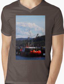 Eden Harbour Mens V-Neck T-Shirt