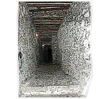 THE WINE CELLAR Poster