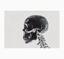 X-Ray Skull by creepyjoe