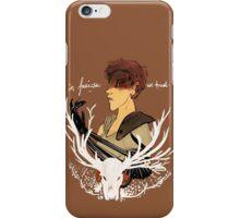 trust your imperator  iPhone Case/Skin