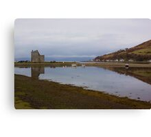 Lochranza Castle Canvas Print