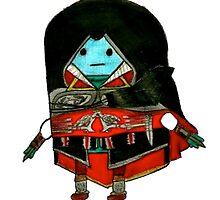 BMO, Adventure Time  by markunas