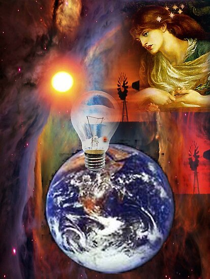 GAIA'S PLEA ALTERNATIVE ENERGY by Tammera