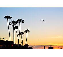 Coronado Sunset CALIFORNIA Photographic Print