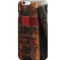 Old Books iPhone Case/Skin