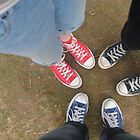 A Circle Of Shoes by walkinthepark