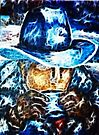 MORNING COFFEE: COWBOY CATTLE DRIVE STYLE by Tammera