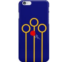 Quidditch Keeper iPhone Case/Skin