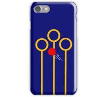 Quidditch Keeper iPhone Case/Skin