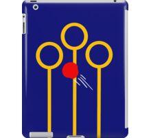 Quidditch Keeper iPad Case/Skin