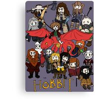 The Hobbit Canvas Print