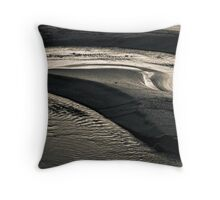 Which Way to the Sea? Throw Pillow