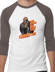 Vengeance and Fury Men's Baseball ¾ T-Shirt