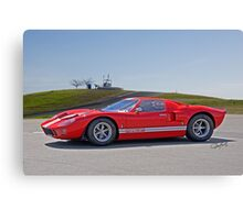 2008 Ford GT Canvas Print