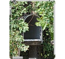 Rural Mailbox iPad Case/Skin