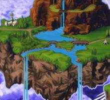 Kingdom of Zeal - Chrono Trigger Sticker
