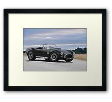 1966 Shelby Cobra 427 Framed Print