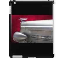 1937 Packard - Dressed For Status iPad Case/Skin