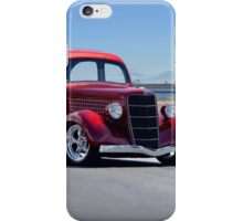 1935 Ford Tudor Sedan iPhone Case/Skin