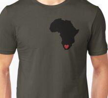 I love SA Unisex T-Shirt