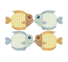 2 FISH + 2 FISH by Jean Gregory  Evans