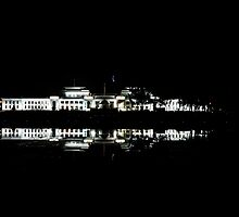 Old  Parliament House  Canberra  June  2015 by Kym Bradley