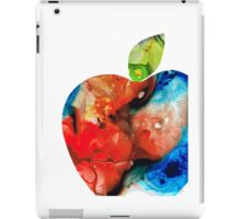An Apple A Day - Colorful Fruit Art By Sharon Cummings  iPad Case/Skin
