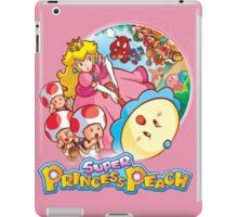 Super Princess Peach iPad Case/Skin