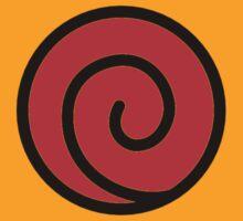 Uzumaki Symbol by dotygonegreen