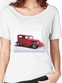 1932 Ford Tudor Sedan Women's Relaxed Fit T-Shirt