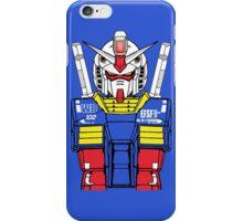 Gundam RX-78 T shirt iPhone Case/Skin
