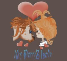 My PonyZ Love Lettered  by Lotacats
