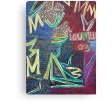 Lou MiLLer 03 Canvas Print