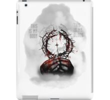 Matthew 26:28  iPad Case/Skin